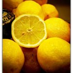 Natural Cough Medicine… Aren't Lemons Amazing?