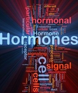 regulating hormones can help with depression and menopause