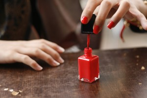 What are the dangers of nail polish?