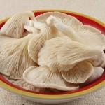 Wild Shrimp with Mushroom and Scallions