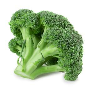 Broccoli - so good tasting and good for you!