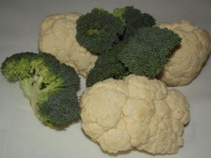 broccoli and cauliflower provide omega-3 fatty acids