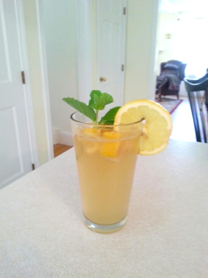 "Healthy ""Cream Soda"""