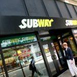 Subway bread maybe not so fresh?