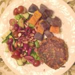 Lentil Bean Veggie Burgers…It was a surprise!