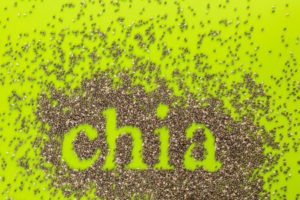 Chia Seeds are a superfood