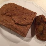 Gluten Free Cinnamon Cranberry Orange Bread