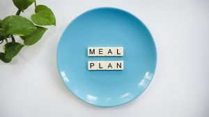 how to be detailed in your meal plan